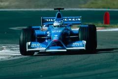 Benetton B201 Renault