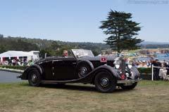 Rolls-Royce Phantom III Vanvooren Cabriolet 3CM81