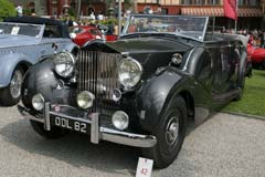 Rolls-Royce Phantom III Mulliner All-Weather Tourer 3DL56