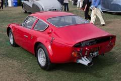 Abarth Simca 2000 GT 136.0117