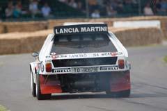 Lancia Delta S4 Group B 222