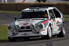 Lancia Delta S4 Group B 205