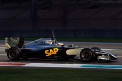 McLaren MP4-29H Honda MP4-29H/1X1