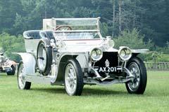 Rolls-Royce Silver Ghost Barker Roi des Belges 60551