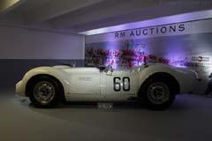 Lister Knobbly Jaguar EE 101