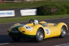 Lister Knobbly Jaguar BHL 105