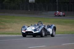 Lister Knobbly Jaguar BHL 104