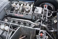 Maserati Tipo 61 Birdcage