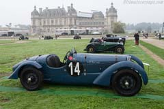 Delahaye 135 S Competition Roadster 46084