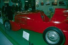 Alfa Romeo Tipo B Aerodynamica '5004'