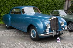 Bentley R-Type Continental Mulliner Fastback BC12A