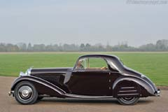 Bentley 4¼ Park Ward Sports Coupe B-30-MR