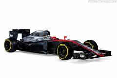 McLaren MP4-30 Honda