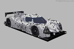 Ligier JS P3 Nissan