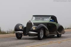 Bugatti Type 57 C Gangloff Aravis Cabriolet 57710