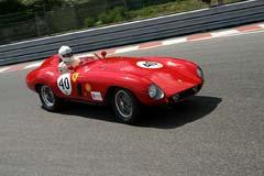 Ferrari 500 Mondial Scaglietti Spyder 0536MD