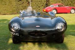 Jaguar D-Type XKD 530