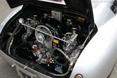 Porsche 356B Abarth GTL 1015