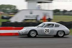 Porsche 356B Abarth GTL 1007