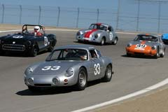 Porsche 356B Abarth GTL 1006