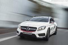 Mercedes-Benz Concept GLA 45 AMG