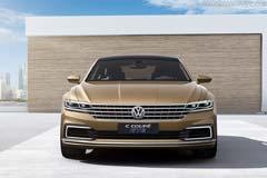 Volkswagen C Coupé GTE