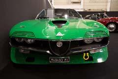 Alfa Romeo Montreal Group 4 AR1425230