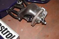 Wolf WR1 Cosworth WR1/2