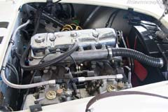 Austin Healey 100S AHS 3702