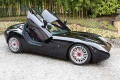 Maserati Mostro Zagato Coupe