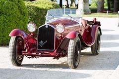 Alfa Romeo 8C 2300 Zagato Spider 2211052