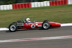 Cooper T86C Alfa Romeo F1-3-68
