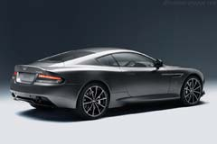 Aston Martin DB9 GT Coupe