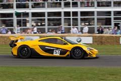 McLaren P1 GTR P1 XP7 GTR