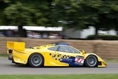 McLaren F1 GTR Longtail 27R