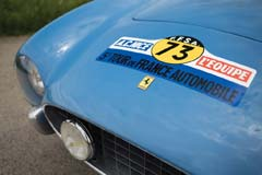 Ferrari 250 GT Competizione Scaglietti Coupe