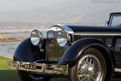 Isotta Fraschini 8A Worblaufen Cabriolet 605
