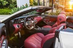 Mercedes-AMG S 63 Cabriolet