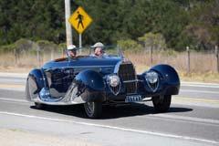 Bugatti Type 57 C Vanvooren Cabriolet 57808