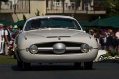 Abarth 1100 Sport Ghia Coupe