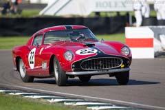 Ferrari 250 GT TdF Scaglietti '3-Louvre' Coupe 0773GT