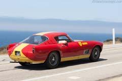Ferrari 250 GT TdF Scaglietti '3-Louvre' Coupe 0763GT