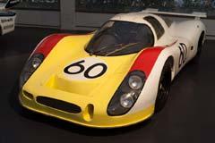 Porsche 908L Coupe 908-013