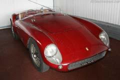 Ferrari 500 Mondial Pinin Farina Spyder 0458MD
