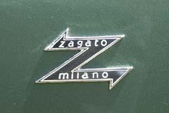 Aston Martin DB4 GT Zagato DB4GT/0186/R