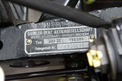 Mercedes-Benz 300 SL 'Gullwing' Coupe 198.040.6500215