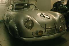 Porsche 356 SL Coupe 356-055