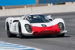 Porsche 908K Coupe 908-011