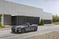 Jaguar F-Type SVR Convertible