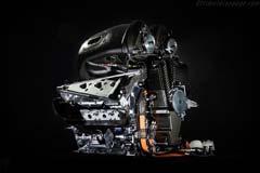 Mercedes-Benz W07 Hybrid